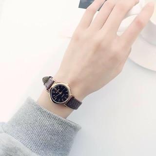 Đồng hồ nữ RATE TRON máy Quartz thiết kế thanh lịch