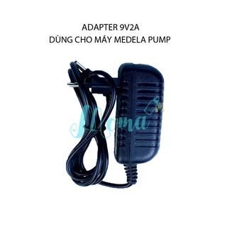 Sạc dùng cho máy Pump, Adapter dùng nguồn 220V, cục chuẩn đầu ra 9V2A, mới 100%