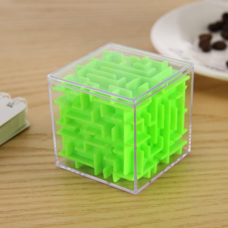 Trò chơi 3D mê cung trí tuệ
