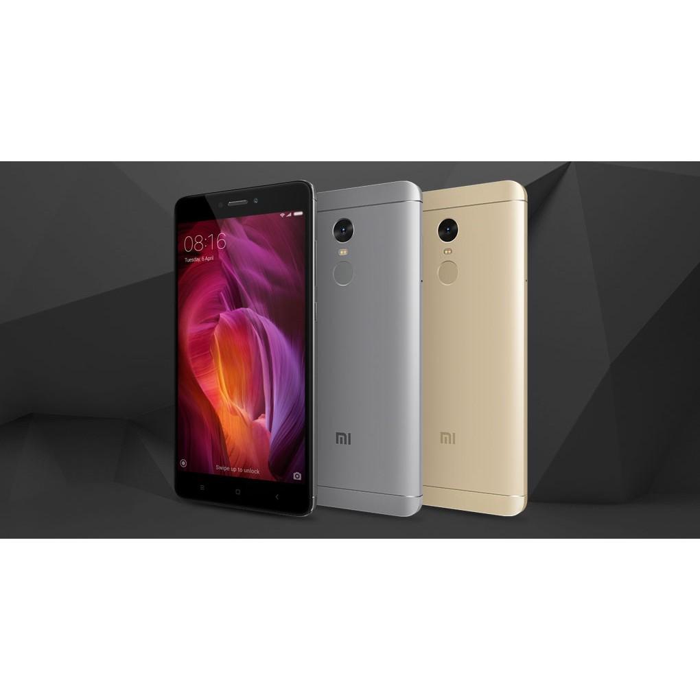 Điện thoại XIAOMI REDMI NOTE 4 (3GB/32GB) - Hàng chính hãng - 3192729 , 455026112 , 322_455026112 , 3890000 , Dien-thoai-XIAOMI-REDMI-NOTE-4-3GB-32GB-Hang-chinh-hang-322_455026112 , shopee.vn , Điện thoại XIAOMI REDMI NOTE 4 (3GB/32GB) - Hàng chính hãng