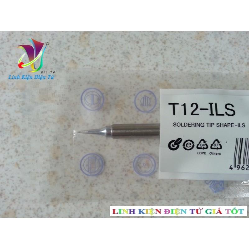 Mũi Hàn T12-ILS - 2509131 , 79918483 , 322_79918483 , 99000 , Mui-Han-T12-ILS-322_79918483 , shopee.vn , Mũi Hàn T12-ILS