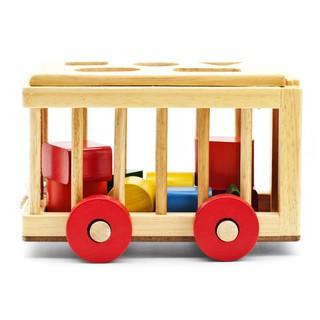 Xe cũi thả hình bằng gỗ thumbnail