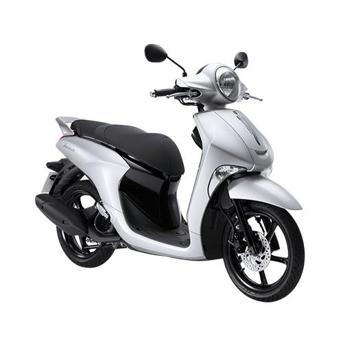 [Nhập mã MANEW07 giảm 15% - tối đa 30K]Xe Yamaha Janus Premium 2018 (Bạc Nhám) + Tặng nón bảo hiểm,