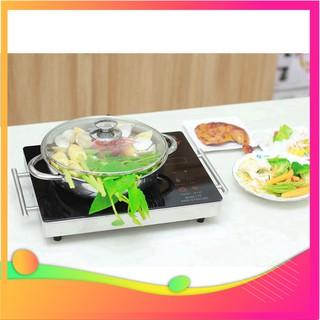 Bếp Điện Hồng Ngoại IRUKA, bếp điện hồng ngoại đa năng(Model I77) có thể nướng trực tiếpnấu được các loại nồi ino
