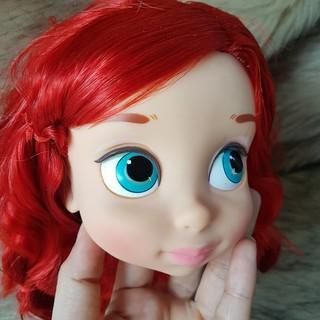 Head Ariel Thanh lý tồn kho búp bê Disney animator 39 cm chính hãng