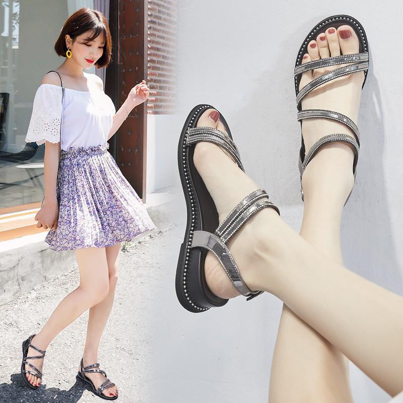 giày sandals nữ thời trang xinh xắn