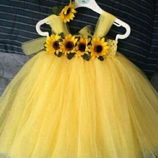 Freeship 99k TQ_Combo 2 váy cho bé 12kg