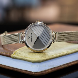 Đồng hồ nữ dây thép Daniel Klein DK.1.12356.2 , chính hãng full box , chống nước