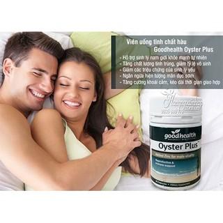 Tinh chất hàu Oyster Plus Goodheath 30v