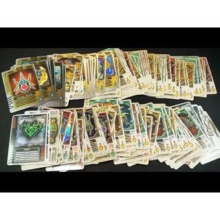 Bộ Rouze Cards Kamen Rider Trọn bộ gồm 75 lá