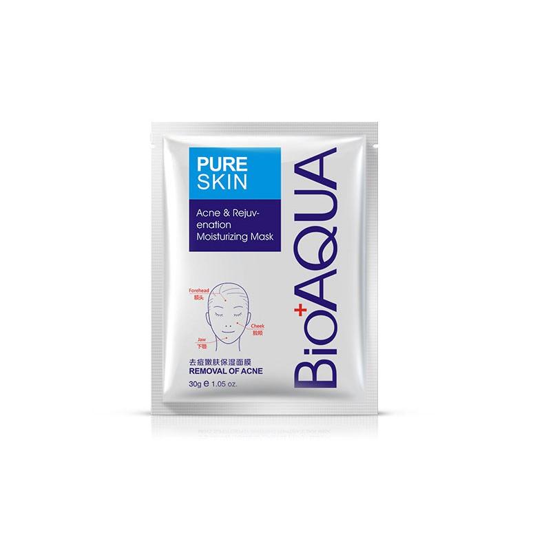 Set sản phẩm trị mụn Pure Skin Bioaqua