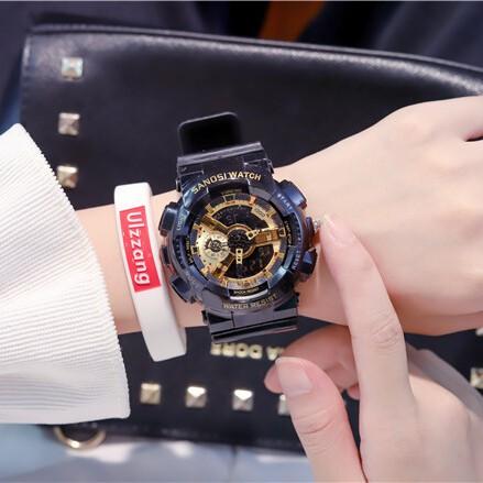 Đồng hồ đôi thể thao nam nữ Unisex SANOSI cực hot