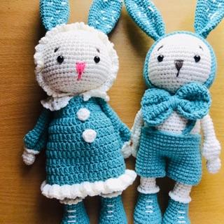 Thỏ mimi và miti