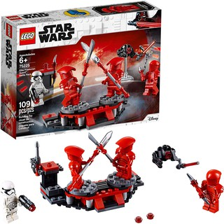 75225 LEGO Star Wars: The Last Jedi Elite Praetorian Guard Battle Pack 2019