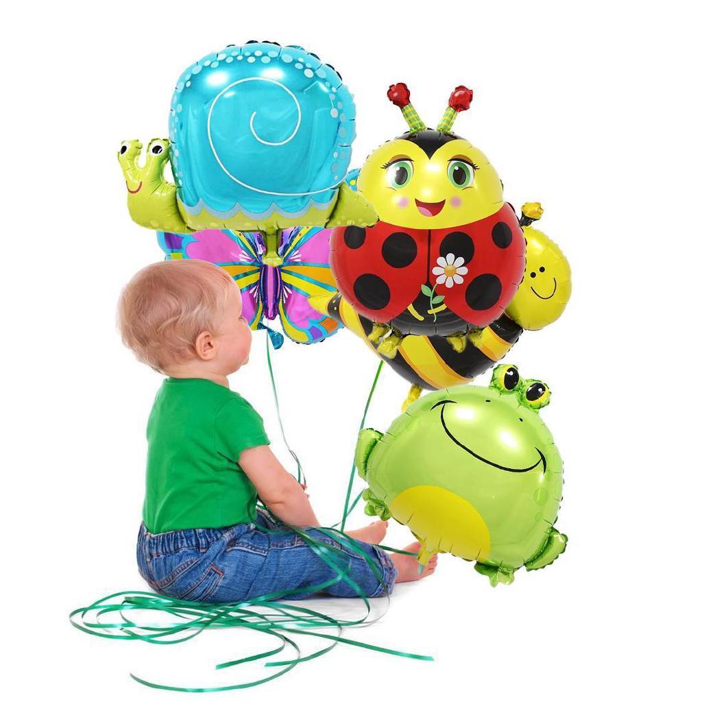 topg Animal Balloon Chúc mừng sinh nhật Lễ hội sinh