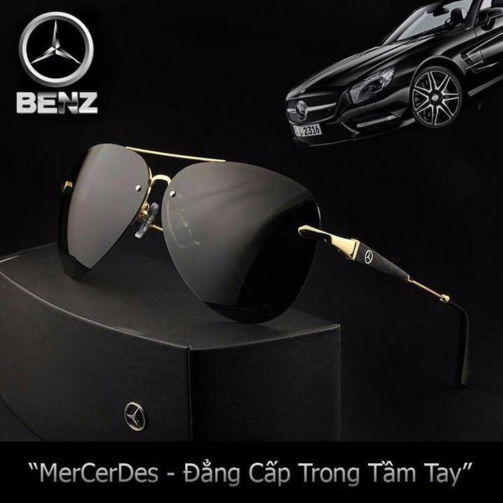 Kính Phân Cực Cao Cấp Mercedes Benz Full Box