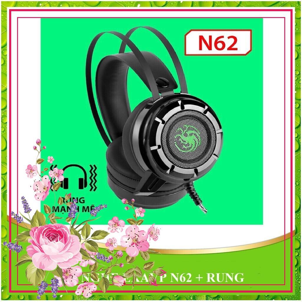 [Hàng Thật] Sản phẩm tai nghe Exavp N62 + Rung