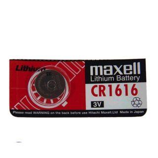 [Chính Hãng] Pin CR1616 -3v lithium maxell 18000đ/1 viên