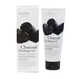 Tẩy da chết Arrahan Charcoal Peeling Gel- Than hoạt tính thumbnail