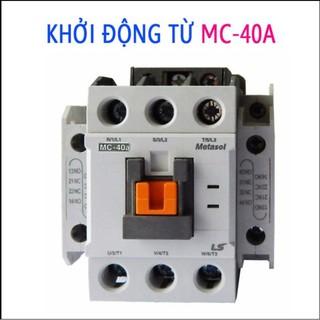Khởi động từ MC 40A
