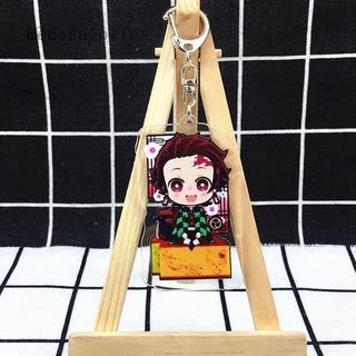 1 Móc Khóa Mặt Acrylic Hình Nhân Vật Anime Slayetsu No Yaiba thumbnail