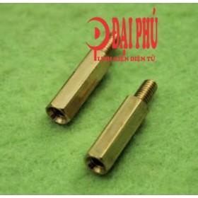 Bộ 4 Vít trụ lục giác 15mm