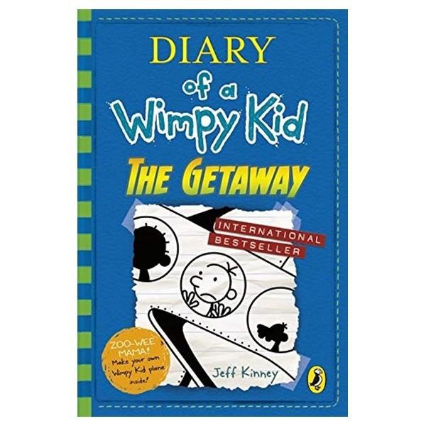 Sách Ngoại văn: Diary of a Wimpy Kid: The Getaway Book 12