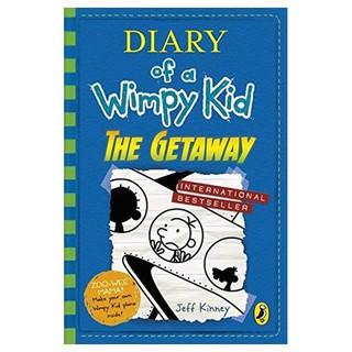 Sách Ngoại văn Diary of a Wimpy Kid The Getaway Book 12 thumbnail