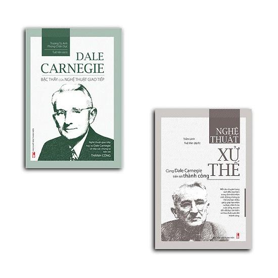 Sách - Combo Nghệ Thuật Xử Thế Của Dale Carnegie (Trọn Bộ 2 Cuốn)