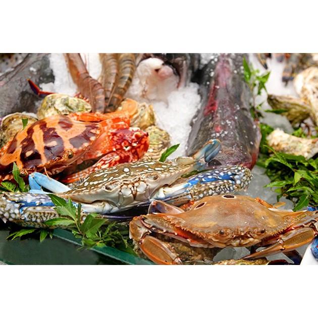 Hà Nội [Voucher] - Buffet Lẩu Nướng menu VIP tại Nhà hàng Trúc Quyên Lầu Quán Vincom Time City
