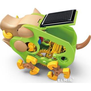 Đồ chơi lắp ráp lợn rừng năng lượng mặt trời