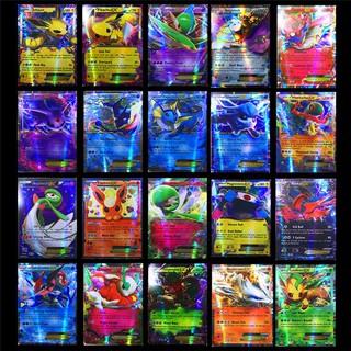 60 thẻ bài Pokemon MEGA13 + 47EX thú vị Yfull box