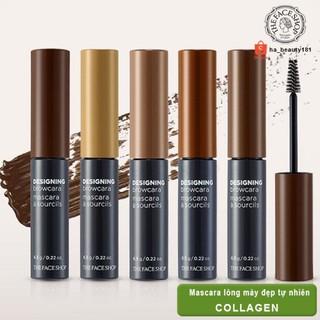 [The Face Shop AUTH] Mascara lông mày Designing Brow Color 6.5g TFSN20 thumbnail