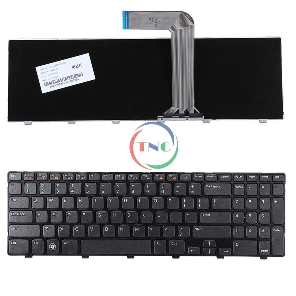 Bàn Phím Laptop Dell 5110 N5110 M5110 M501Z chất lượng cao - nhập khẩu