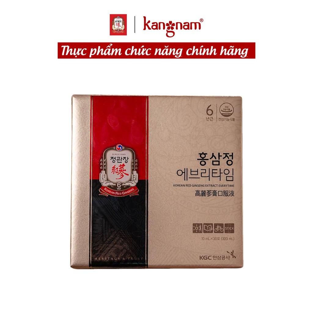 Tinh Chất Hồng Sâm KGC Cheong Kwan Jang Pha Sẵn Extract Everytime Original 30 gói