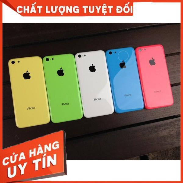 Điện thoại iphone 5C 32GB quốc tế, màu Trắng, Xanh, Đỏ, iphone giá rẻ