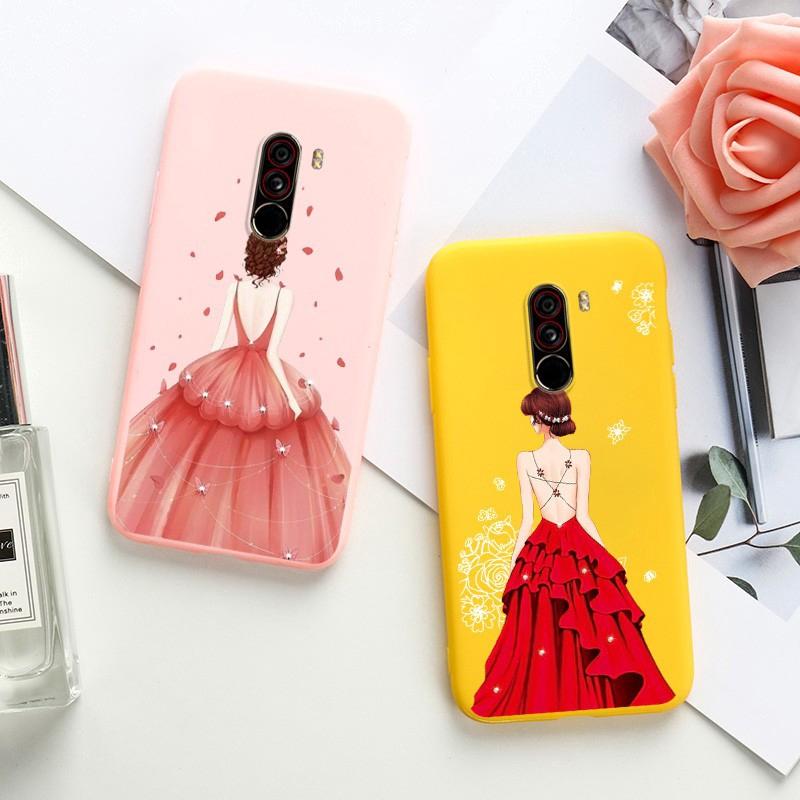Candy Macaron Phone Case For Xiaomi Pocophone F1 Xiaomi Poco F1 6.18 inch Covers - 22122964 , 5304424917 , 322_5304424917 , 40000 , Candy-Macaron-Phone-Case-For-Xiaomi-Pocophone-F1-Xiaomi-Poco-F1-6.18-inch-Covers-322_5304424917 , shopee.vn , Candy Macaron Phone Case For Xiaomi Pocophone F1 Xiaomi Poco F1 6.18 inch Covers