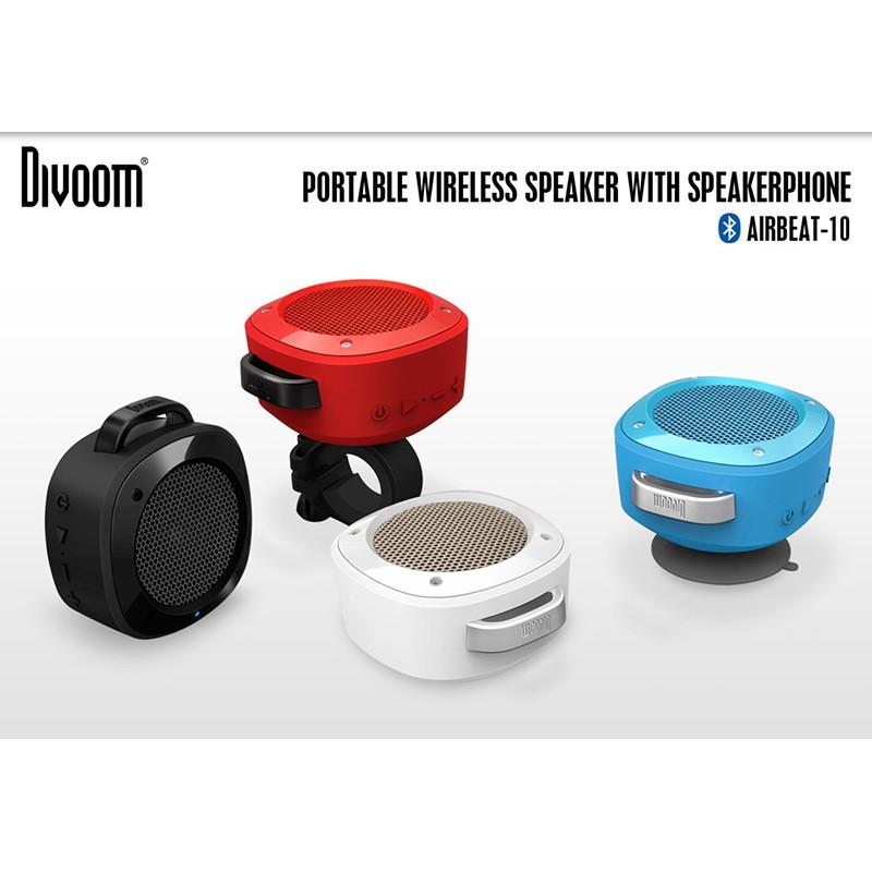 Loa Bluetooth Divoom Voombox Airbeat 10 - Chính hãng (bảo hành 12 tháng)