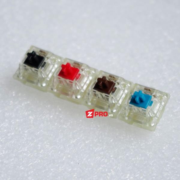 Cherry switch RGB cho bàn phím cơ