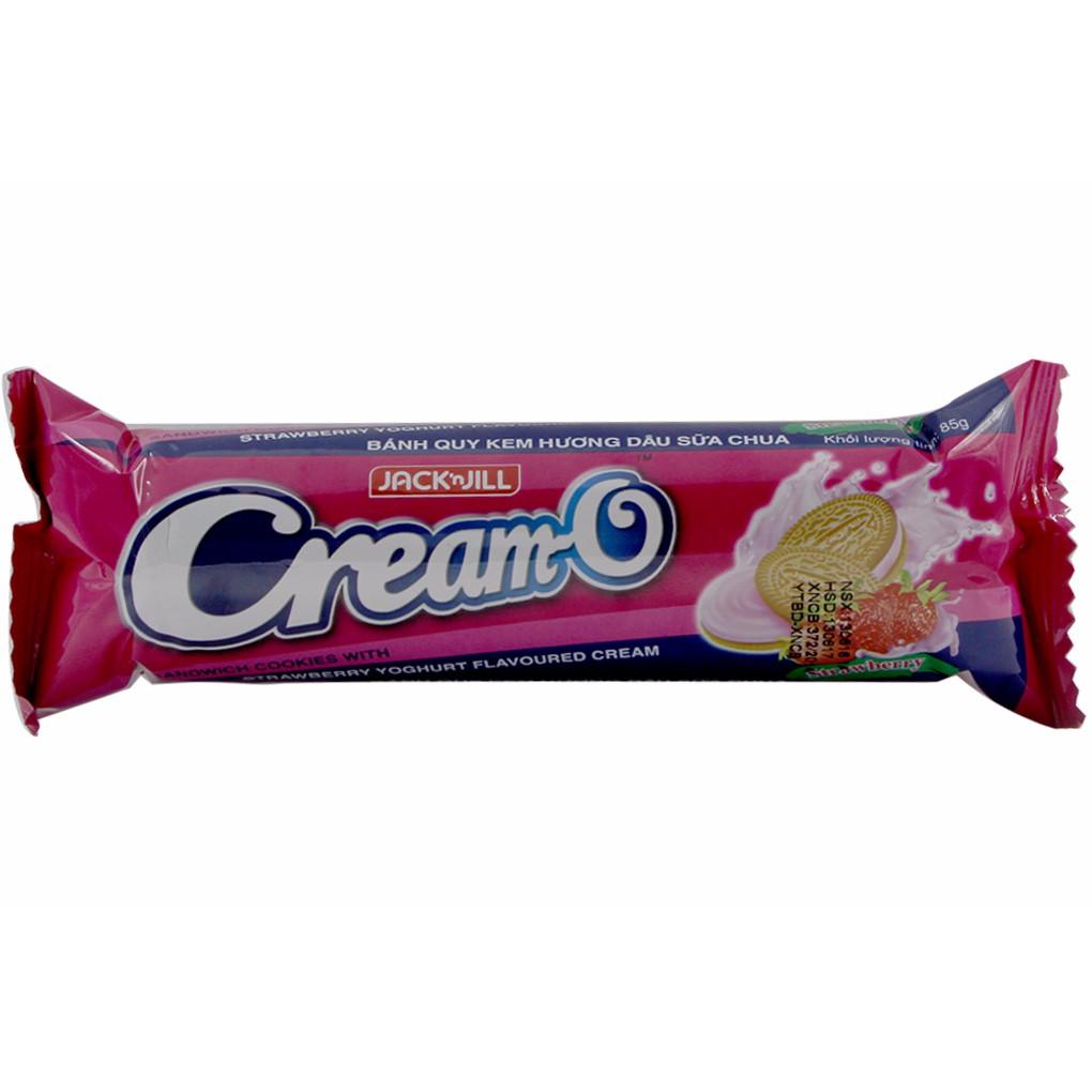 Bánh quy kem sữa Cream-O 85g