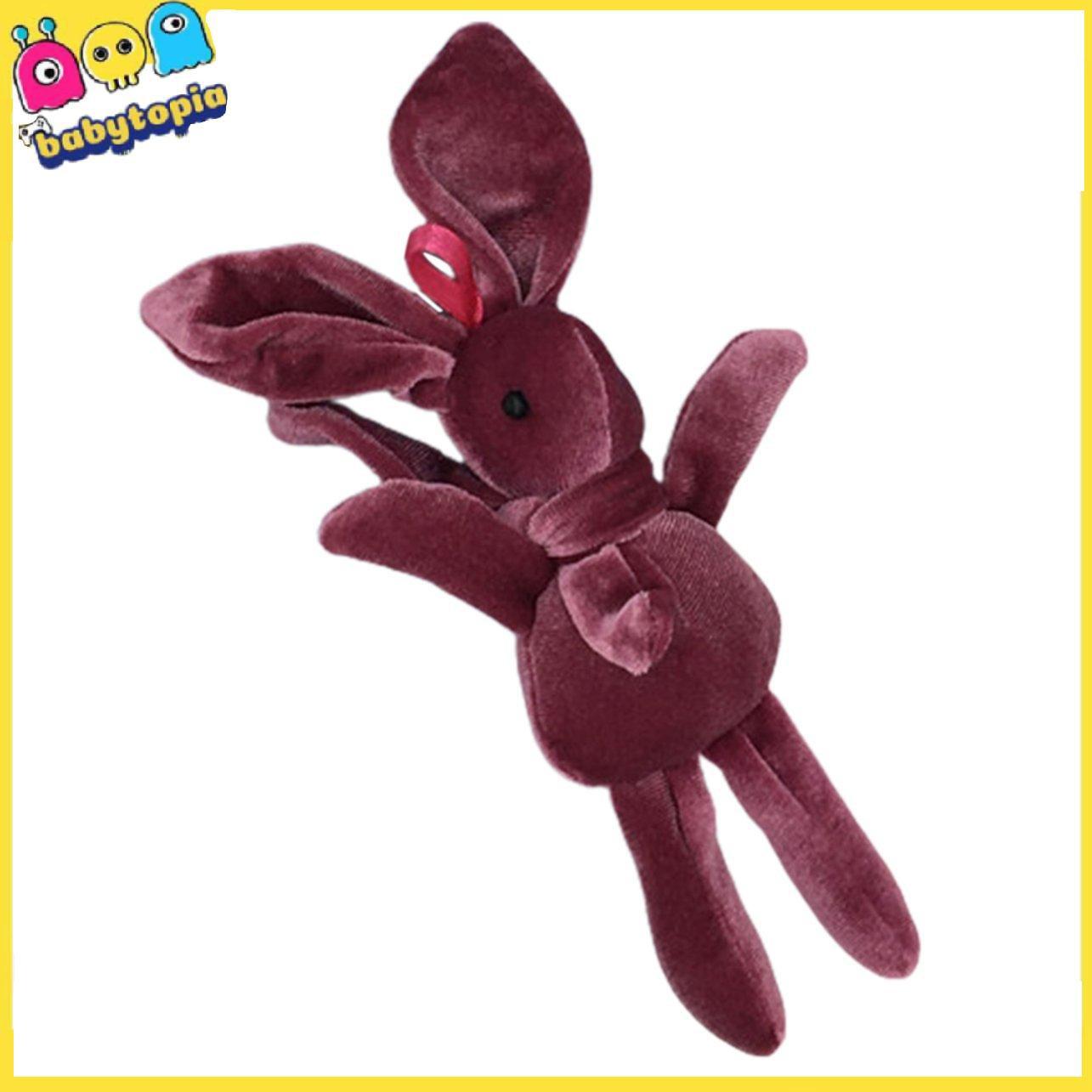 Valentine's Day Easter Wish Rabbit Plush Pendant Stuffed Rabbit Toy Plush Doll