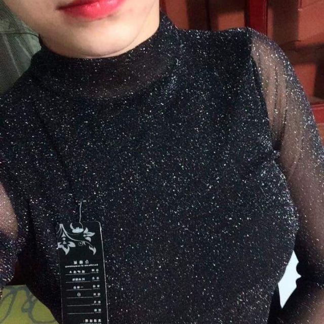 Combo 5 áo nhũ kim tuyến