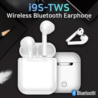 [ GIÁ SỐC ] [ FREESHIP + XẢ KHO THANH LÝ ] Tai nghe bluetooth I9S TWS (bản nâng cấp của I8S) - Nghe hay, pin bền