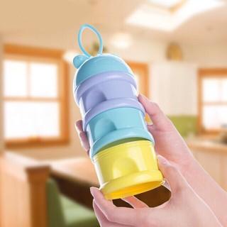 Hộp chia sữa chia cháo cho bé loại mới thumbnail