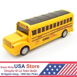 Xe Bus Phát Nhạc (Giao Màu Ngẫu Nhiên) BMBE1052 [Tech Store]