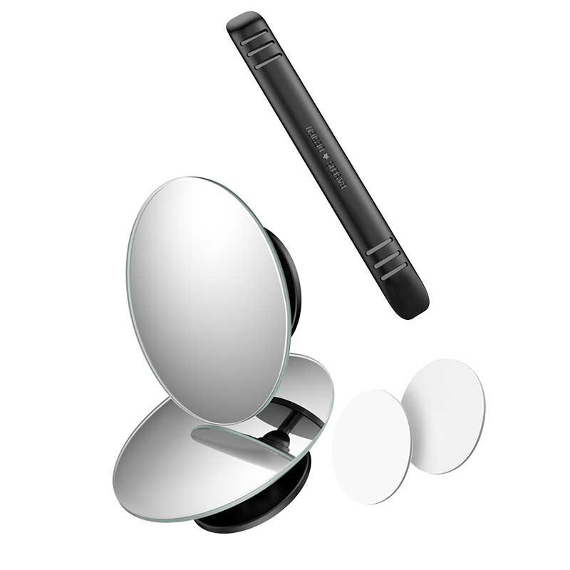 Gương cầu dán trên gương chiếu hậu tăng góc nhìn chống nước Baseus Full-vision Blind-spot Mirror for Car Backing