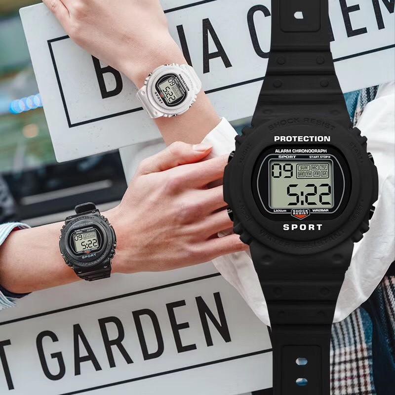 Đồng hồ điện tử thời trang nam nữ Sport M03 mẫu mới Siêu Đẹp G5r