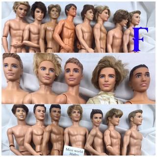 Búp bê Ken chính hãng thanh lí. Mã Ken F thumbnail
