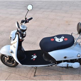Xe máy điện kiểu dáng bàn đạp chân pin đa năng Yadi Emma M6 King Q5M2 Đế để thumbnail