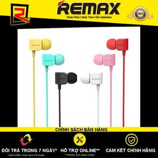 [Mã ELFLASH5 giảm 20K đơn 50K] Tai nghe Remax RM-502 thời trang (Có 6 màu)